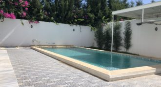 Villa  Ribat hammamet s+4 avec piscine