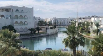 Appartement s+1 Marina yassmine hammamet