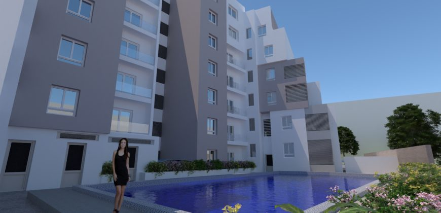 Appartement s+2 Afh Mrazegua